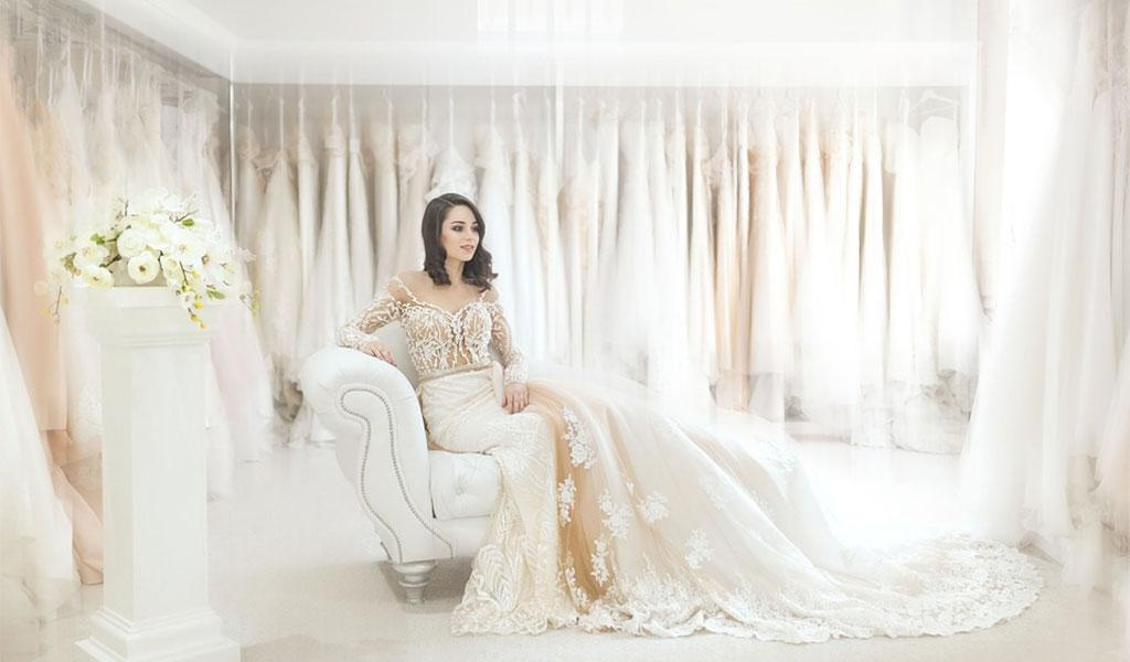 What to Expect at Your Dress Shopping Appointment at Dressed in Love Bridal Suite