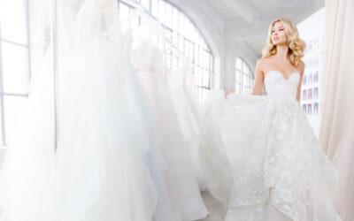 Setting Your Wedding Dress Budget