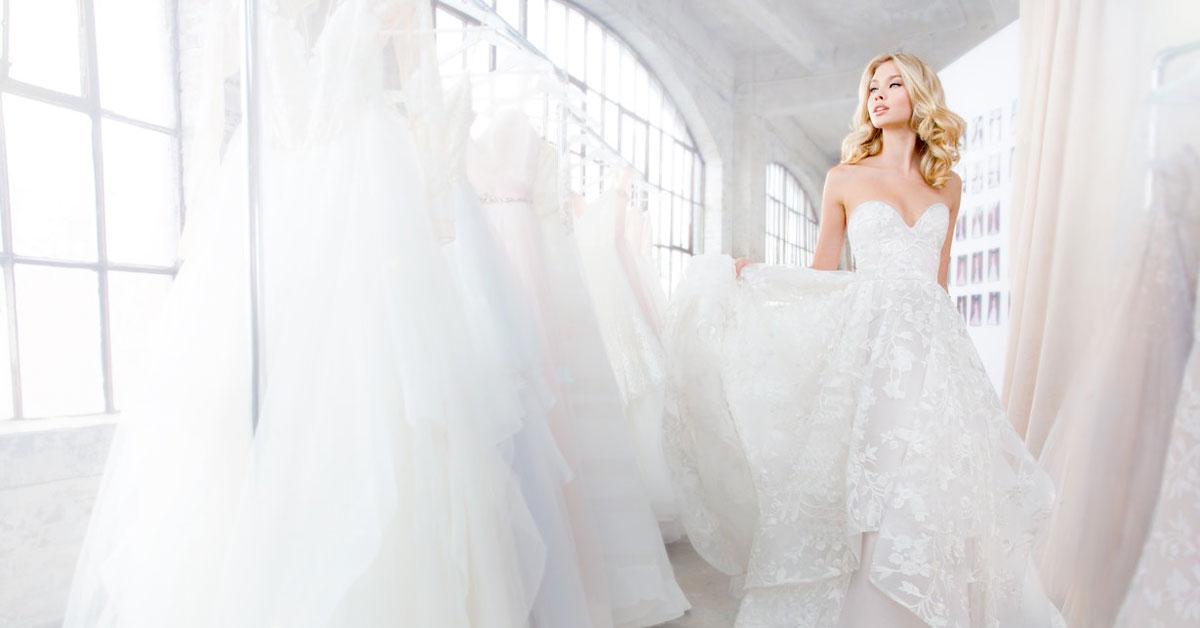 wedding dress budget