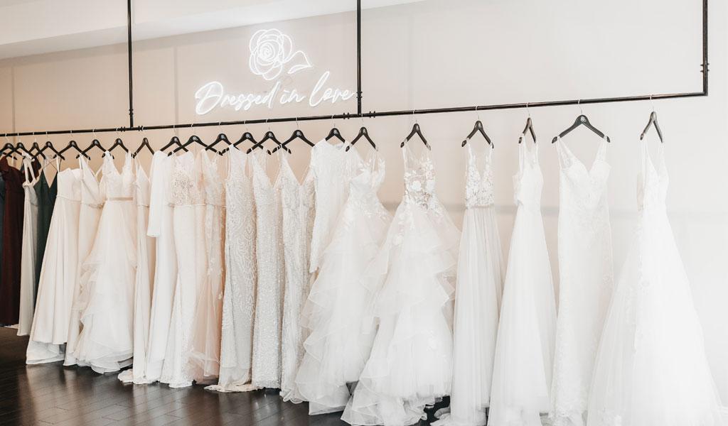 When Should You Start Wedding Dress Shopping?
