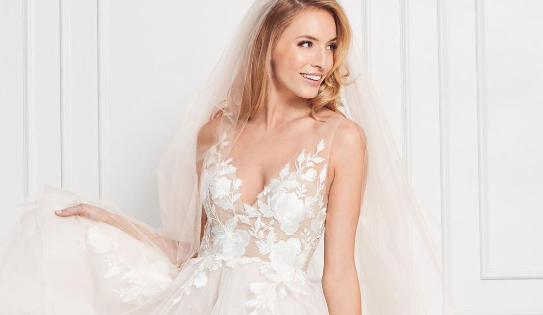 Montgomery by Wtoo by Watters | Bridal Fashion Friday