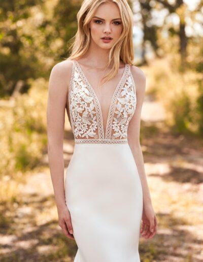 Mikaella by Paloma Blanca Style 2297 | Bridal Fashion Friday