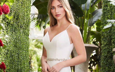 Mikaella by Paloma Blanca Style 2261 | Bridal Fashion Friday