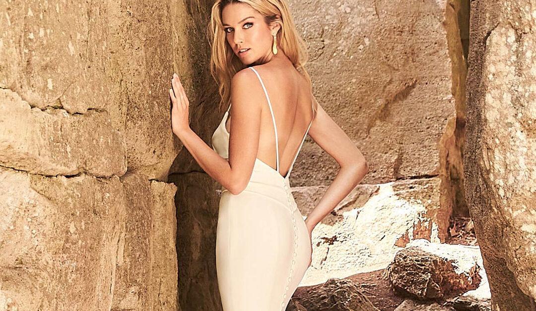 Mikaella by Paloma Blanca Style 2328 | Bridal Fashion Friday