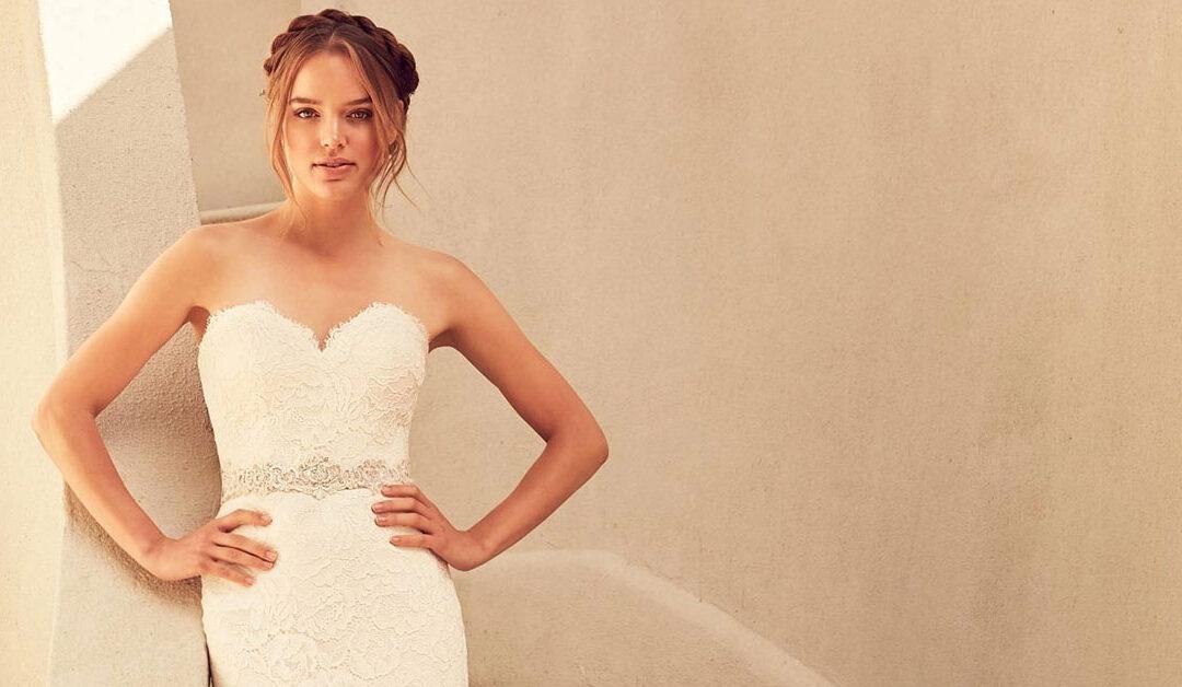 Paloma Blanca Style 4797 | Bridal Fashion Friday