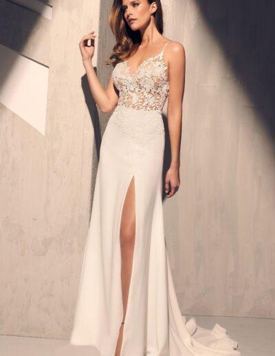 Mikaella Paloma Blanca 2208 Bridal Fashion Friday
