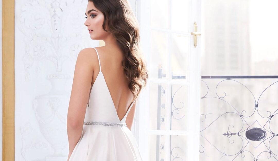 Paloma Blanca Style 4850 | Bridal Fashion Friday