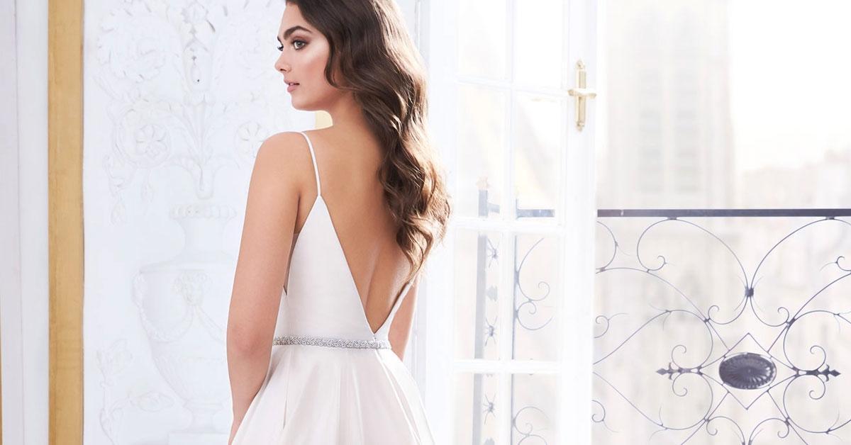 Paloma Blanca Bridal Fashion Friday