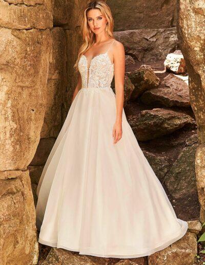 Mikaella Paloma Blanca 2331   Bridal Fashion Friday