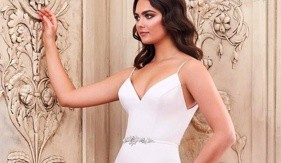 Paloma Blanca Style 4857 | Bridal Fashion Friday