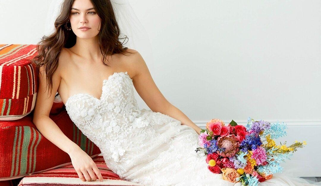 Larson by Wtoo by Watters | Bridal Fashion Friday