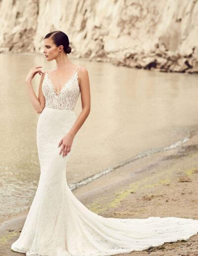Mikaella by Paloma Blanca Style 2100   Bridal Fashion Friday